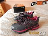 Karrimor D30 Women's trail running shoes, size 8.5 US, brand new in box