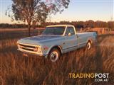 1968 C20 Chevrolet - 396ci Big Block