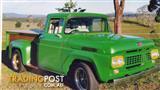 1958 F100 - Rebuild