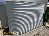 5000 LTR Slimline ColourBond Steel Water Tank