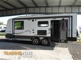 2017 VILLA VERONIKA 21 FOOT 6IN CARAVAN WITH REAR ENSUITE ON SALE NOW
