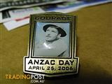 ANZAC DAY COURAGE APRIL 25 2006 PICKUP OR POSTAGE 4.99