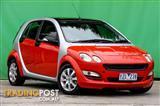 2006  smart forfour  W454 Hatchback