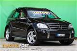 2007  Mercedes-Benz ML63  W164 Wagon