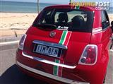2013 FIAT 500 POP MY13 3D HATCHBACK AUTO NEW CAR