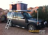 2008 LAND ROVER DISCOVERY 3 SE MY08 4D WAGON WITH SOLAR TENT