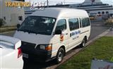 12 Seater Minivan Hire