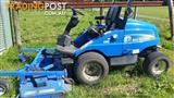 New Holland G6035 ride on
