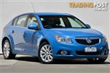 2012  HOLDEN CRUZE JH Series II MY12 CDX Hatch 5dr SA 6sp 1.8i Series HATCHBACK