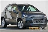 2017  HOLDEN TRAX LS TJ MY17 4dr SUV