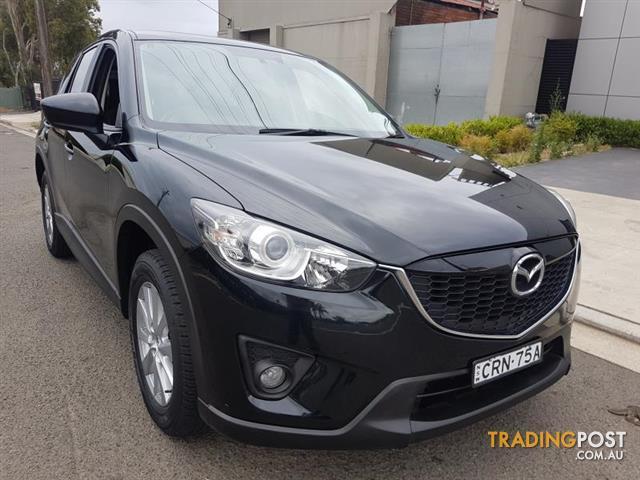 2013 Mazda CX|5 Maxx Sport KE1071 MY14 5D Wagon for sale in ...