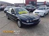 2006  Jaguar X-Type SE X400 MY05 4D Sedan
