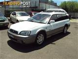 2001 SUBARU OUTBACK LIMITED MY01 4D WAGON