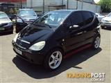 2001 MERCEDES-BENZ A140 AVANTGARDE W168 5D HATCHBACK