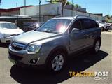 2011 HOLDEN CAPTIVA 5 4X4 CG SERIES II 4D WAGON