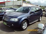 2008 FORD TERRITORY GHIA 4X4 SY MY07 UPGRADE 4D WAGON