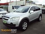 2009 HOLDEN CAPTIVA SX 4X4 CG MY10 4D WAGON