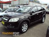 2008 HOLDEN CAPTIVA LX 4X4 CG MY08 4D WAGON