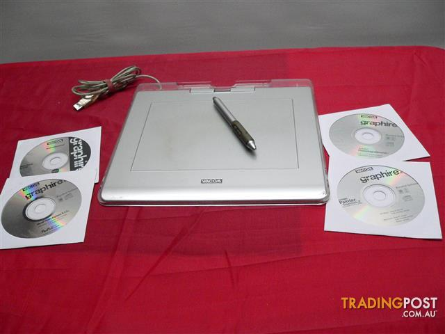 Wacom Tablet Graphire.4 CTE640