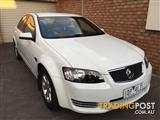 2011 HOLDEN COMMODORE OMEGA VE II MY12 4D SEDAN