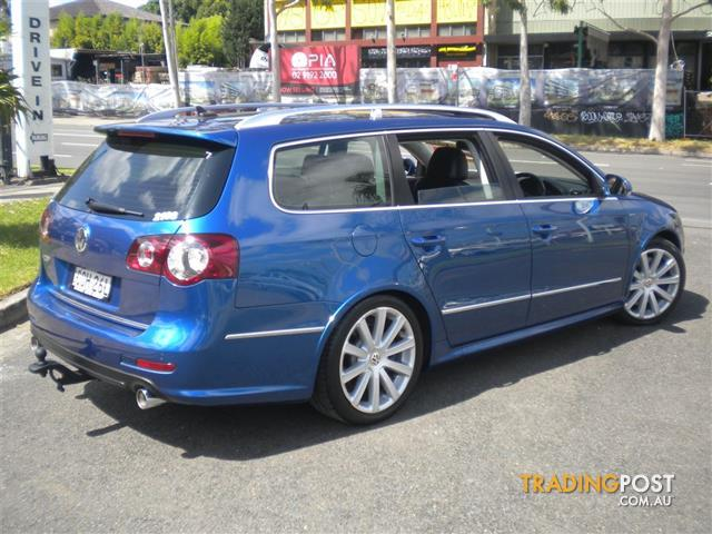 2008 volkswagen passat r36 3c my08 upgrade 4d wagon. Black Bedroom Furniture Sets. Home Design Ideas
