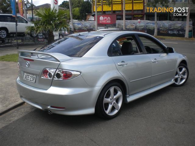 2002 mazda mazda6 luxury sports gg 5d hatchback for sale in homebush nsw 2002 mazda mazda6. Black Bedroom Furniture Sets. Home Design Ideas
