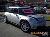 2003 MINI COOPER S R53 2D HATCHBACK
