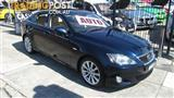 2005 LEXUS IS250 SPORTS LUXURY GSE20R 4D SEDAN