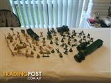 Bundle of Army Figuine Toys