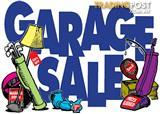 Garage Sale Wooloowin, Sat 25th Nov, 7am-1pm