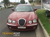 2001 JAGUAR S TYPE V6 SE 4D SEDAN