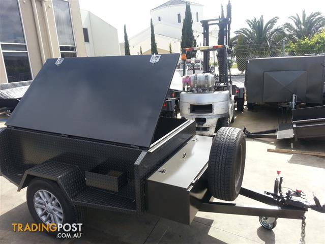 Brilliant Patriots X2 Offroad Camping Trailer Starts At US$22,295 Credit CC WeissNew Atlas The Growing Overlanding Market Has Led To A US Influx Of Established Brands From Markets Like Australia And South Africa Patriot Campers Is One Of