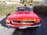 1966 Ford Mustang RHD Coupe
