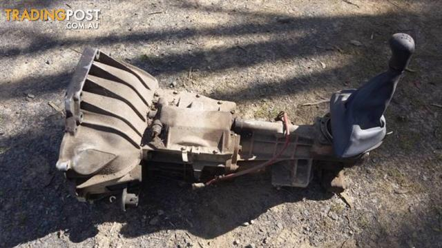 Gear box manual transmission