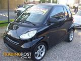 2009 SMART FORTWO COUPE 451 2D COUPE