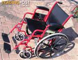 WHEELCHAIR AS NEW (MANUAL)