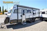 2016 Coromal E661 RTV Slide Out Full Caravan #CM101