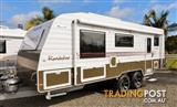 2015 Roadstar Voyager Full Caravan #RS14 **On Sale**