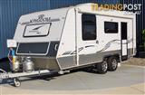 2011 Kingdom Kensington Mk1 Full Caravan #100