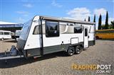 2017 Coromal Element E632 Full Caravan #CM106