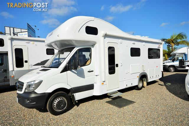 2016 mercedes benz sprinter motorhome r82 for sale in for Mercedes benz sprinter rv service locations