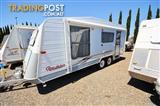 2002 Roadstar Voyager 5000 Full Caravan #126