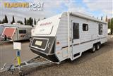2006 Windsor Royale Full Caravan #66