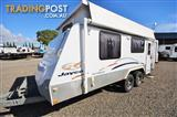 2010 Jayco Outback Discovery Pop top #58