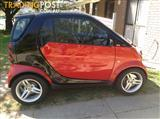 2005 SMART FORTWO COUPE 2D COUPE