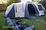 SPORTIVO HOMESTEAD OZ TRAIL TENT AS NEW WITH EXTRAS
