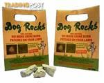 XWX2 Dog Rocks 600g reduce wee stains in grass