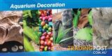 YXY2 Aquarium Decorations of all types available here (clearance sale now on)