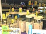 YXY2 Fish Aquarium Pine Cabinets and Stands Available (reduced to clear, while stocks last)