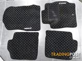 Genuine Mazda 2 full set of floor mats as good as new